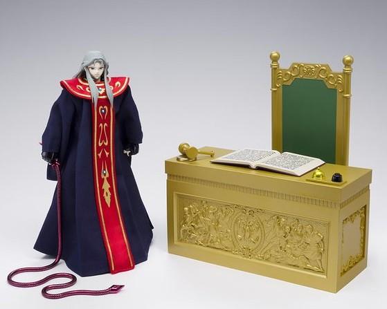 聖闘士聖衣神話 冥鬥士「天英星 巴路隆 魯尼」法庭套裝組合!バルロンルネ コンプリートセット
