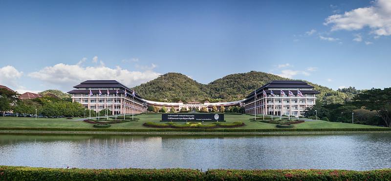 Mae Fah Luang University, Chiang Rai, Thailand