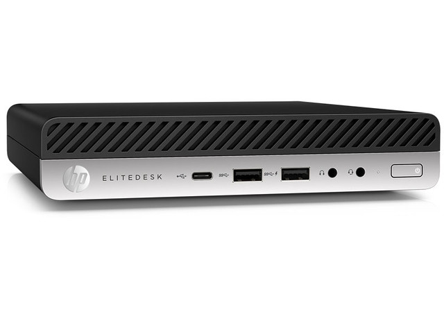 HP EliteDesk 800 G3 mini PC