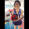 Early Birthday with my family at Dam Sen waterpark in Viet Nam <3