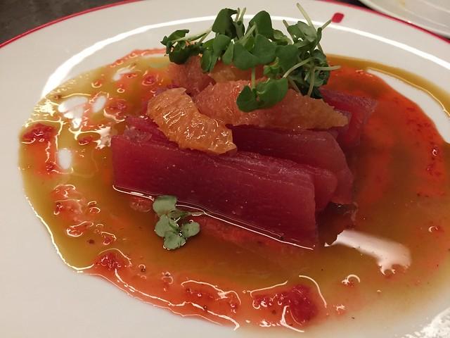 FFB tuna - Farmers Fishers Bakers