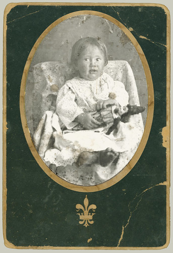 Child with Toy