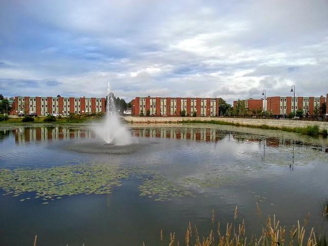 Burton's Pond Apartments