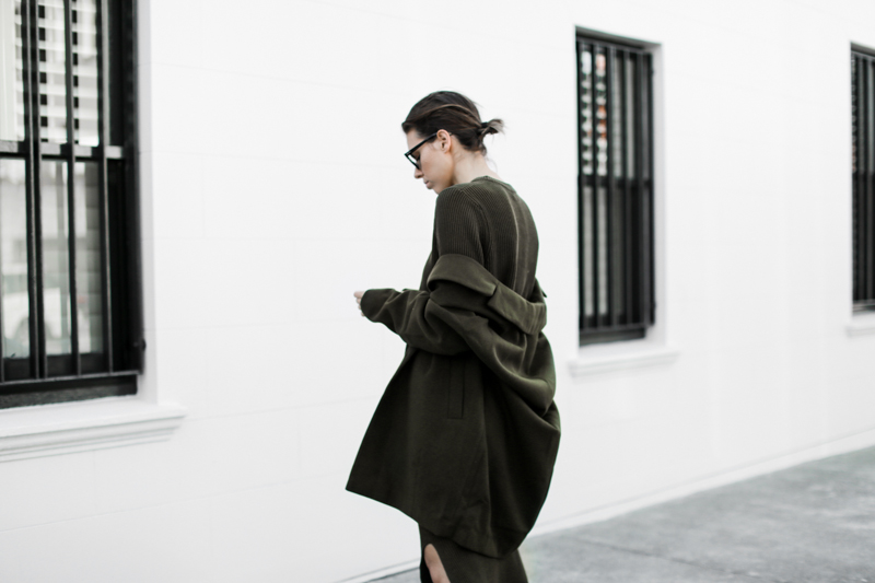 modern legacy, fashion blog, street style, khaki, transseasonal, ASOS coat (1 of 1)