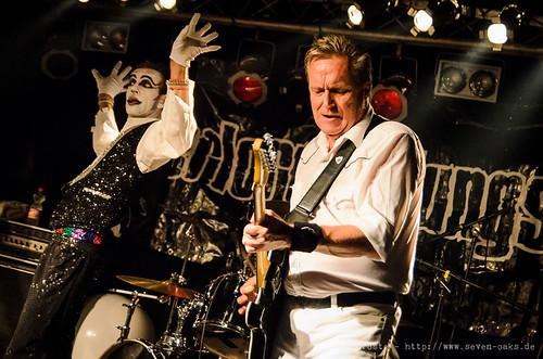 Keith 'Monkey' Warren & Pete 'Dee' Davison / The Adicts (SAD_20150805_NKN4181)