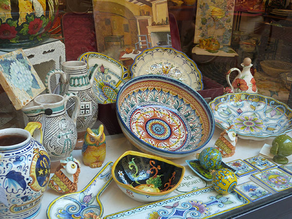 belle céramique toscane
