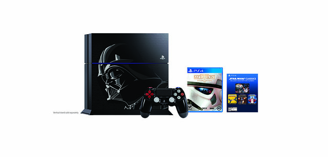 Limited Edition Star Wars Battlefront PS4 Bundle