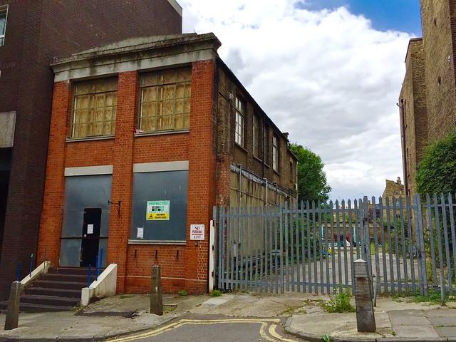 Clerkenwell: Gwynne Place
