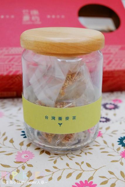 【艾琳農坊】台灣茶食禮盒 – 走健康路線且質感精緻,是中秋禮盒好選擇喔~ @強生與小吠的Hyper人蔘~