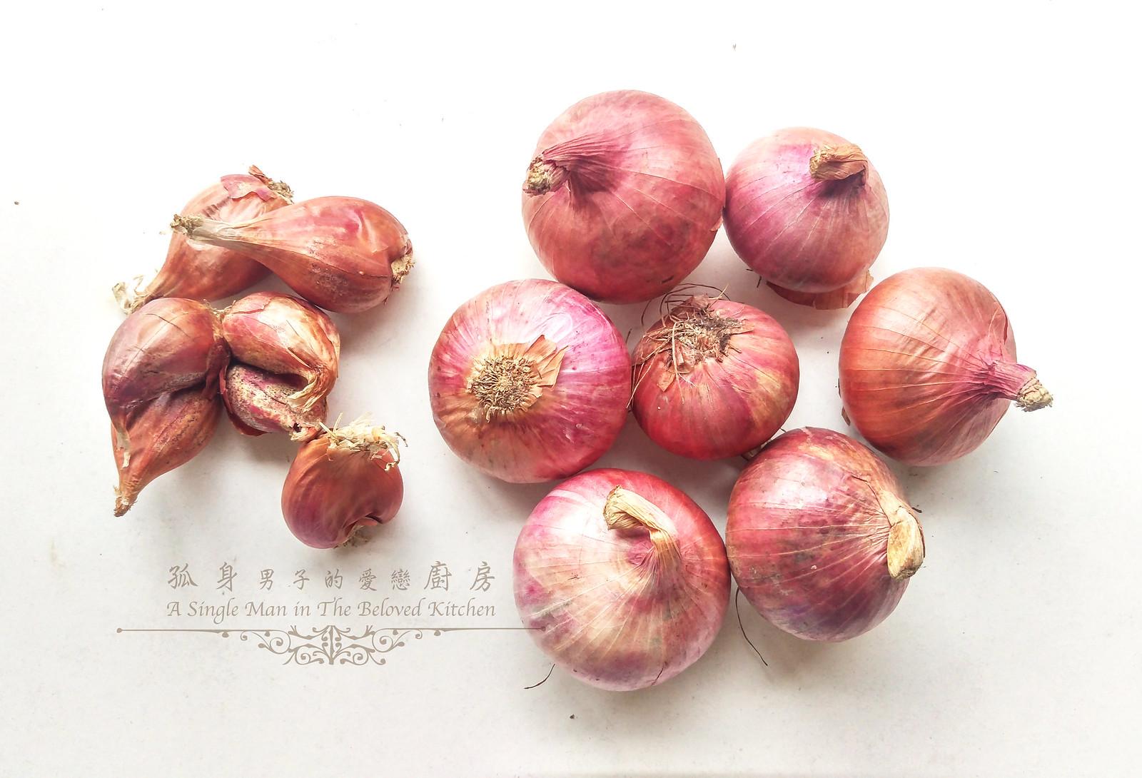 孤身廚房-毛蔥頭——加外掛版的洋蔥+紅蔥頭!超好用!2