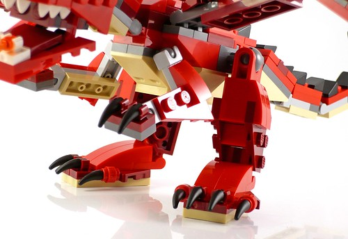 LEGO Creator 31032 Red Creatures 09