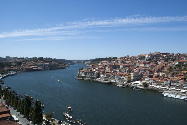 Douro River Oporto Portugal 2015