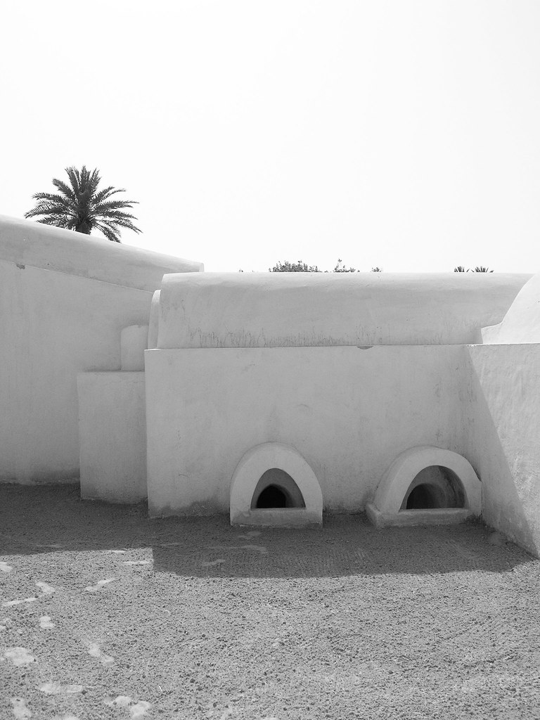 Pottery shed in Djerba