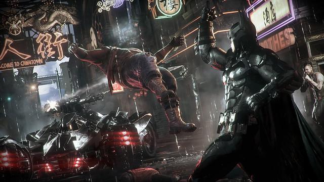 Batman Arkham Knight for PS4