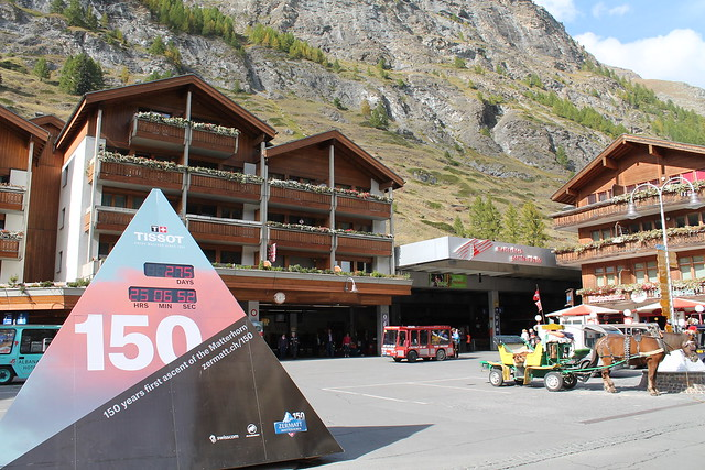 zermatt 150 year countdown