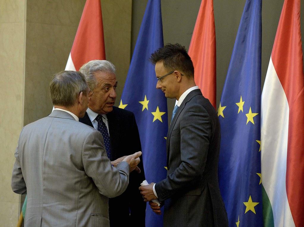 HUNGARY EU REFUGEES MIGRATION CRISIS