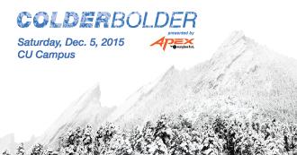 2015 ColderBOLDER