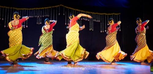 Payum Oli - A Kathak Tribute to Madras