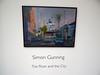 Simon Gunning at the Arthur Roger Gallery by Eddie C Morton