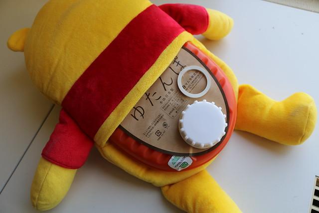 ディズニー かわいい湯たんぽ 湯たんぽ ミッキーマウス ミニーマウス くまのプーさん エイリアン ドナルドダック