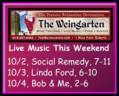 The Weingarten 10-2 thru 10-4-15