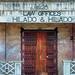 Rusty portal of justice by FotoGrazio