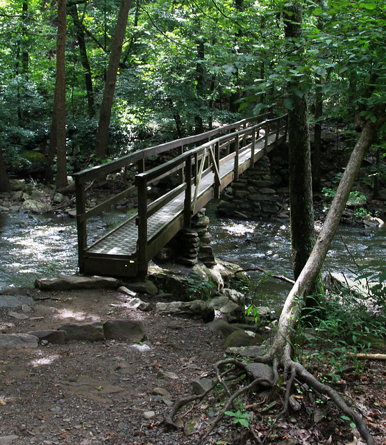 Bridge Across Cedar Creek