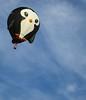 Penguin balloon, Bristol Balloon Festival 2015