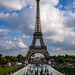 Eiffel Tower by _Hadock_