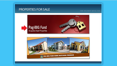 Pag ibig Acquired Assets - Step 2