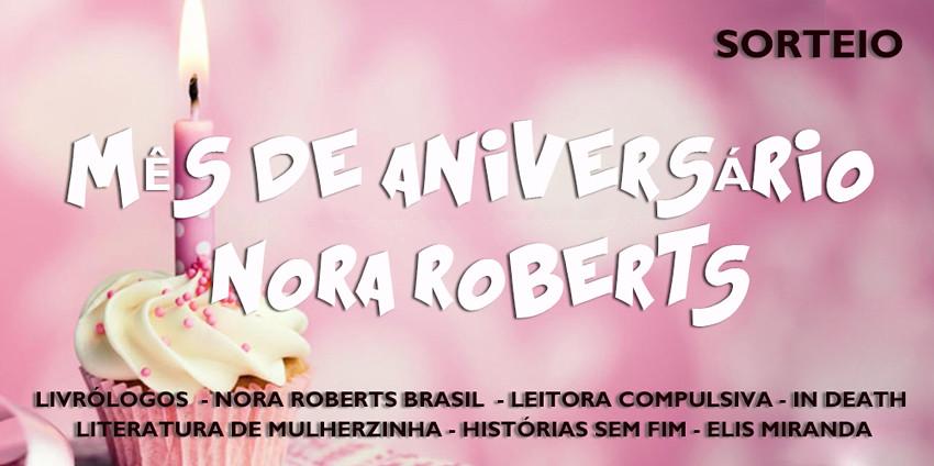 aniversario nora roberts 2015