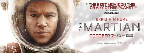 Reseña: Marte. The Martian