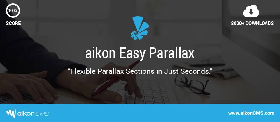 aikon Easy Parallax