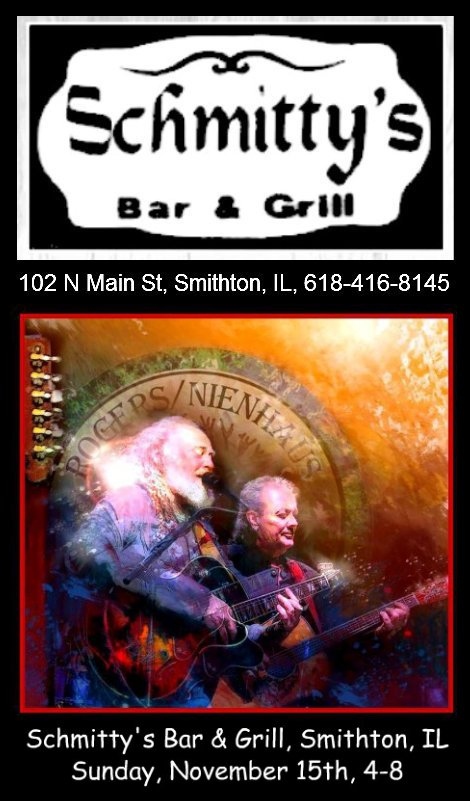 Schmitty's Bar & Grill 11-15-15