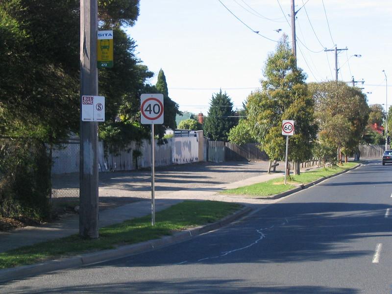 Farnsworth Avenue, Footscray