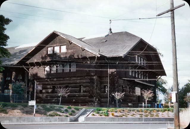Forestry Building, Portland, OR — 1957