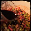 #homemade #caponata #caponatina #CucinaDelloZio - #balsamic vinegar