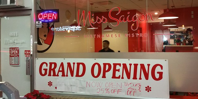 2015-Dec-6 Miss Saigon - grand opening special