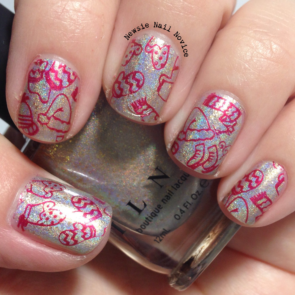 40 Great Nail Art Ideas Winter Newsie Nail Novice