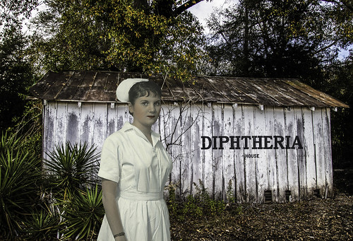 Welcome To the Diphtheria House