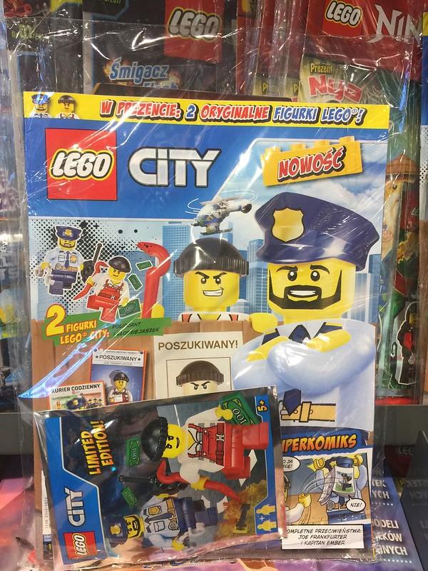 Magazyn Lego City 1.2017