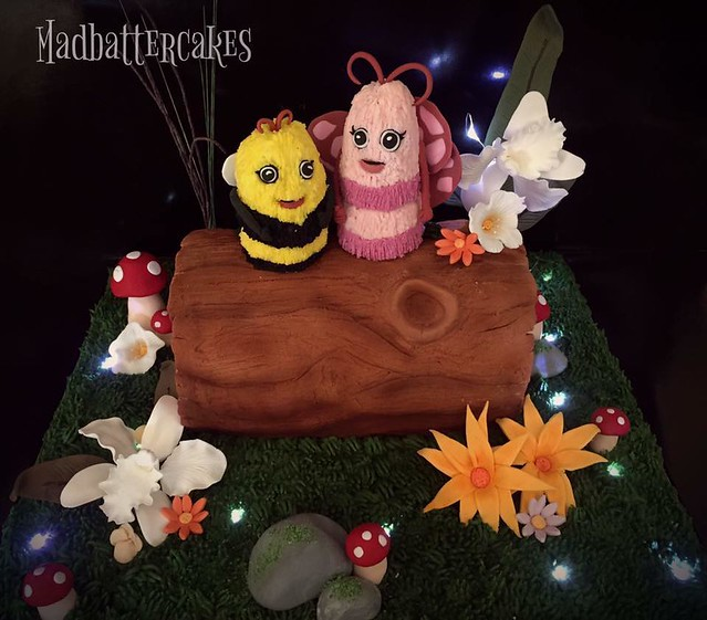 Cake by Mad Batter Cakes