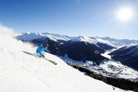Davos: lyžařská metropole Švýcarska