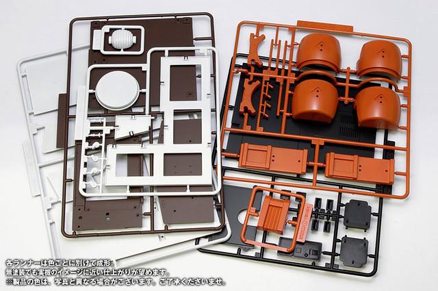 WAVE《紀念遊戲集合》「太鼓達人」1/12比例 組裝模型【再次販售】!