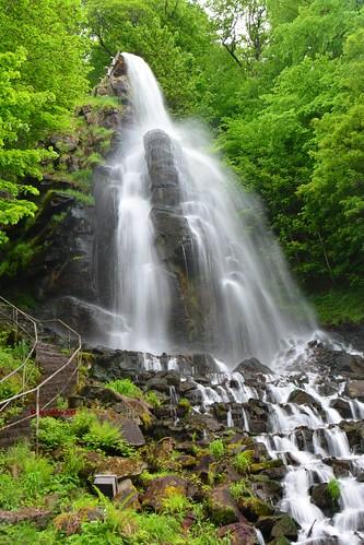Thüringen - Trusetaler Wasserfall