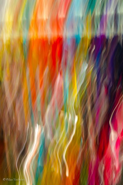 Débauche de couleurs