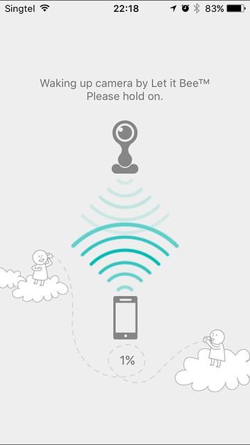 Beseye Pro - iOS App - Setup #8