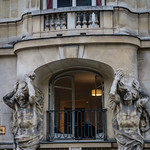 ภาพของ Hôtel de Ville ใกล้ ปารีส. fra france paris04 paris09ancienquartierhôteldeville geo:lat=4885704228 geo:lon=235333263 geotagged îledefrance