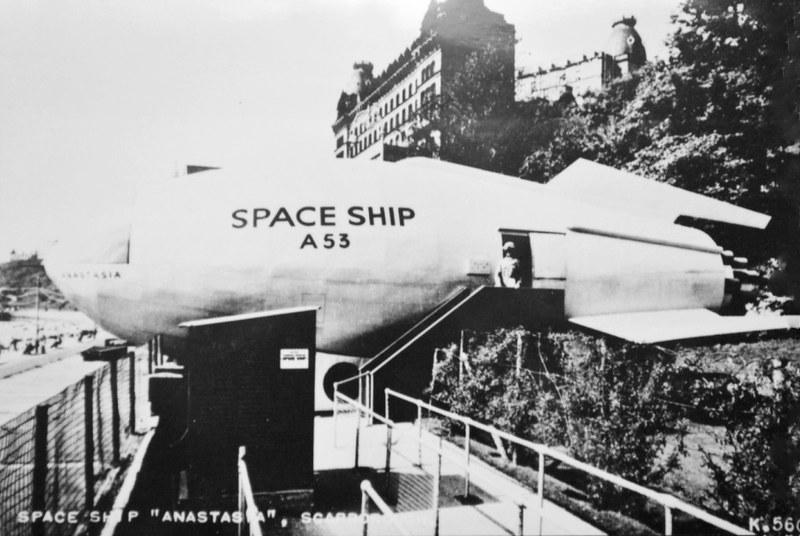 Space Ship Ride