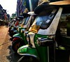 #tuktuk parking #bangkok #urbanhike
